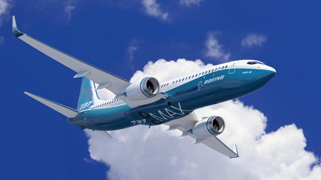 TBC 737 MAX ArtworkK65580